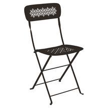Lorette Folding Chair - Russet