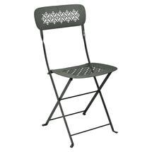 Lorette Folding Chair - Rosemary