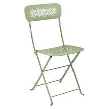 Lorette Folding Chair - Willow Green