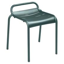 Luxembourg Stool - Storm Grey
