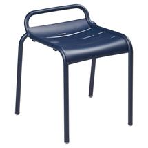 Luxembourg Stool - Deep Blue