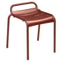 Luxembourg Stool - Red Ochre