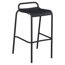 Luxembourg Bar Stool - Anthracite