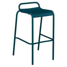 Luxembourg Bar Stool - Acapulco Blue