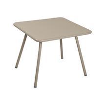 Luxembourg Kid 57 x 57 Table - Nutmeg