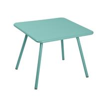 Luxembourg Kid 57 x 57 Table - Lagoon Blue