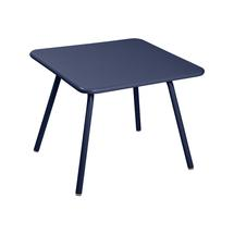 Luxembourg Kid 57 x 57 Table - Deep Blue
