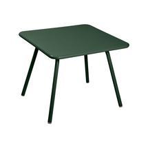 Luxembourg Kid 57 x 57 Table - Cedar Green