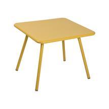 Luxembourg Kid 57 x 57 Table - Honey