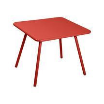 Luxembourg Kid 57 x 57 Table - Capucine