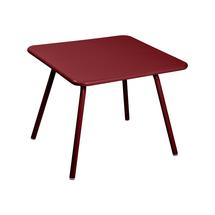 Luxembourg Kid 57 x 57 Table - Chilli