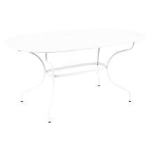 Opera+ Oval 160 x 90cm - Cotton White