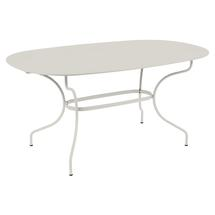 Opera+ Oval 160 x 90cm - Clay Grey