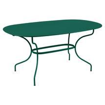 Opera+ Oval 160 x 90cm - Cedar Green