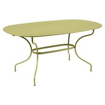Opera+ Oval 160 x 90cm - Willow Green