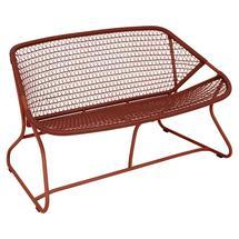 Sixties Sofa - Red Ochre