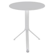 Rest'o 60cm Round Table - Cotton White