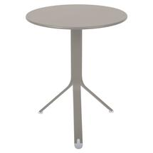 Rest'o 60cm Round Table - Nutmeg