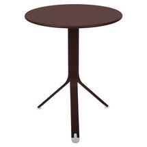 Rest'o 60cm Round Table - Russet
