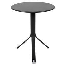 Rest'o 60cm Round Table - Liquorice