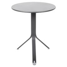 Rest'o 60cm Round Table - Steel Grey