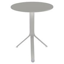 Rest'o 60cm Round Table - Clay Grey