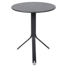 Rest'o 60cm Round Table - Anthracite