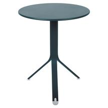 Rest'o 60cm Round Table - Acapulco Blue