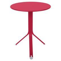 Rest'o 60cm Round Table - Pink Praline