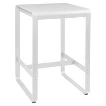 Bellevie High Table 74 x 80 - Cotton White