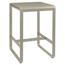 Bellevie High Table 74 x 80 - Nutmeg