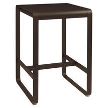 Bellevie High Table 74 x 80 - Russet