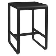 Bellevie High Table 74 x 80 - Liquorice
