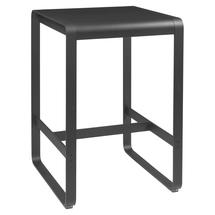 Bellevie High Table 74 x 80 - Anthracite
