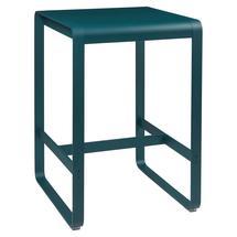 Bellevie High Table 74 x 80 - Acapulco Blue