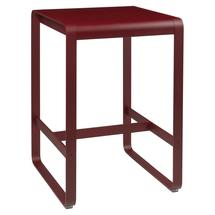 Bellevie High Table 74 x 80 - Chilli