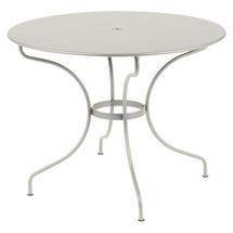 Opera+ 96cm Round Table - Clay Grey