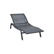 Alize Sunlounger - Stereo Anthracite