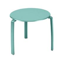 Alize Side Table - Lagoon Blue