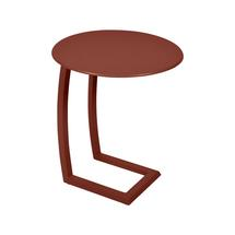 Alize Low Offset Table - Red Ochre