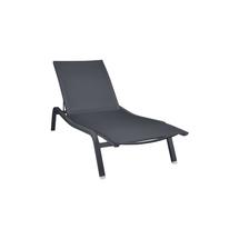 Alize XS Sunlounger - Stereo Anthracite