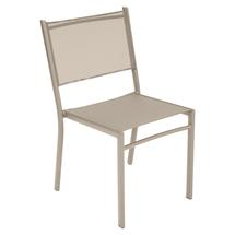 Costa Stacking Dining Chair - Nutmeg