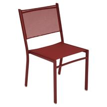 Costa Stacking Dining Chair - Chilli