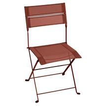 Latitude Folding Chair - Stereo Red Ochre