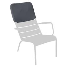 Luxembourg Low Armchair Headrest - Stereo Anthracite