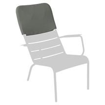 Luxembourg Low Armchair Headrest - Stereo Rosemary
