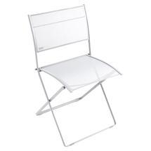 Plein Air Folding Chair - Cotton White