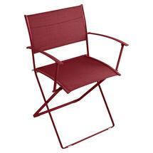 Plein Air Folding Armchair - Chilli