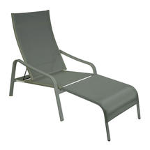 Alize Deckchair/Footrest - Stereo Rosemary