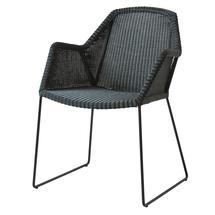 Breeze Dining Armchair - Black